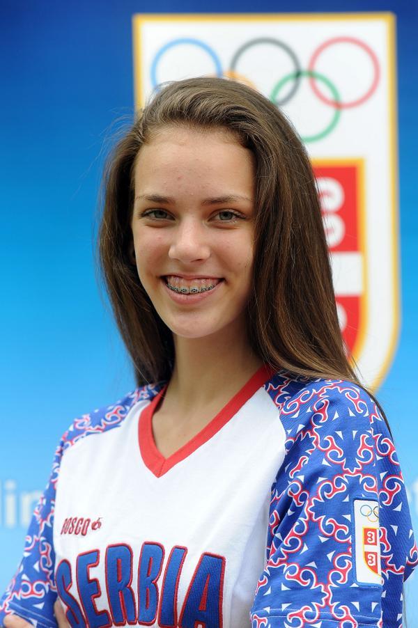 Tijana Bogdanović osvojila zlatnu medalju na EP za juniore u Letoniji u tekvondou
