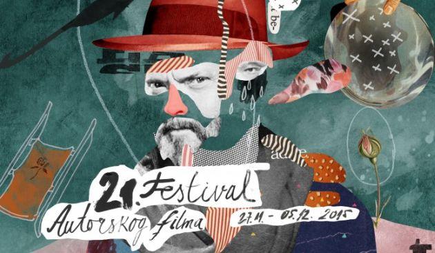 21. Festival autorskog filma od 27. novembra do 5. decembra