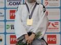 Džudistkinja Milica Nikolić prvakinja Evrope za mlađe seniore