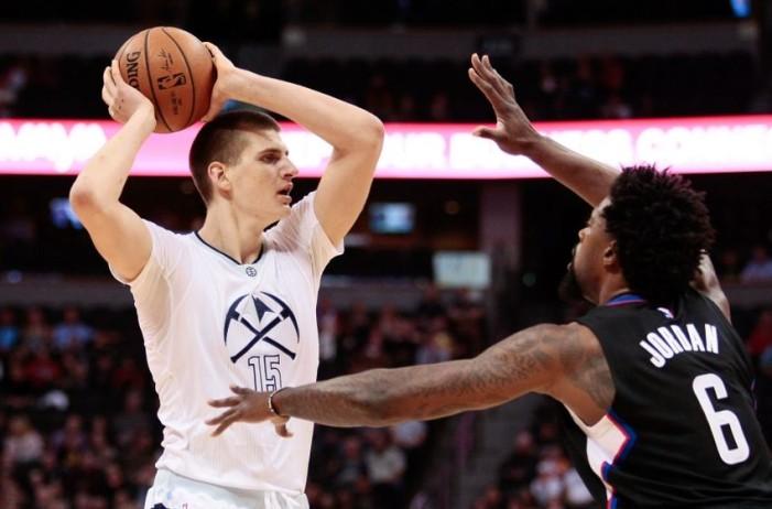 Nikola Jokić sve zapaženiji u NBA ligi
