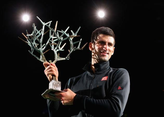Novak Đoković pobedom nad Endi Marejom osvojio masters u Parizu