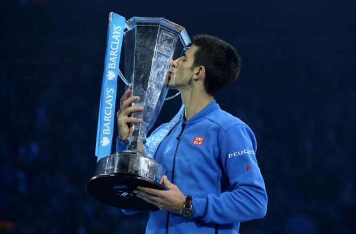 Novak Đoković osvojio završni masters turnir u Londonu 2015