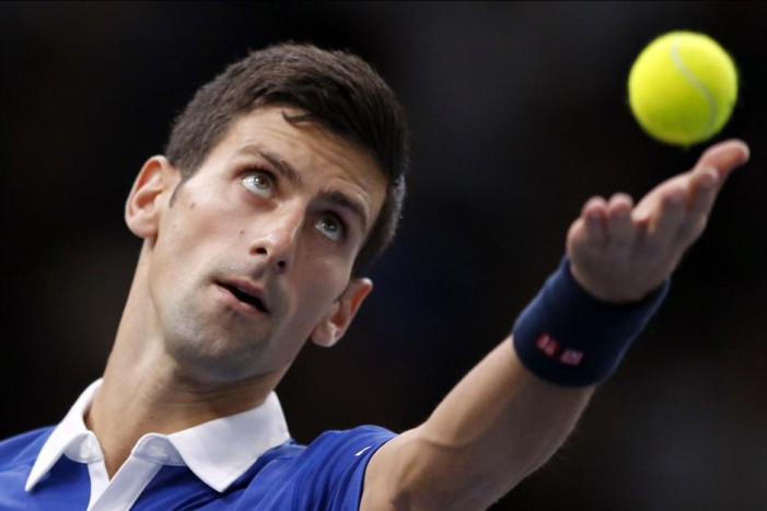 Novak Đoković pobedio Žila Simona i plasirao se u četvrtfinale mastersa u Parizu