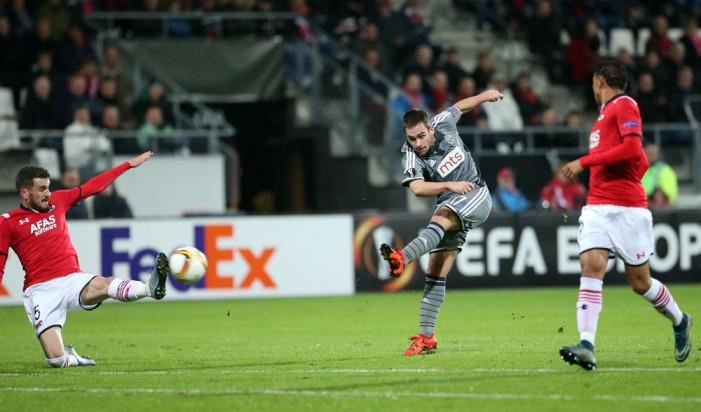 Partizan pobedio AZ Alkmar sa 2:1 i najverovatnije će prezimiti u Ligi Evrope (VIDEO)