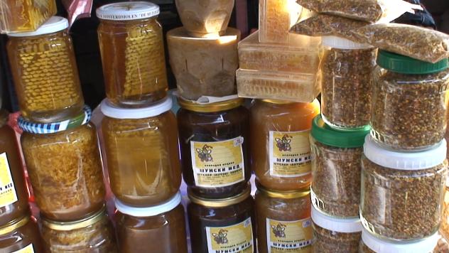 """Pijačni karavan pčelinjih proizvoda na """"Kaleniću"""""""