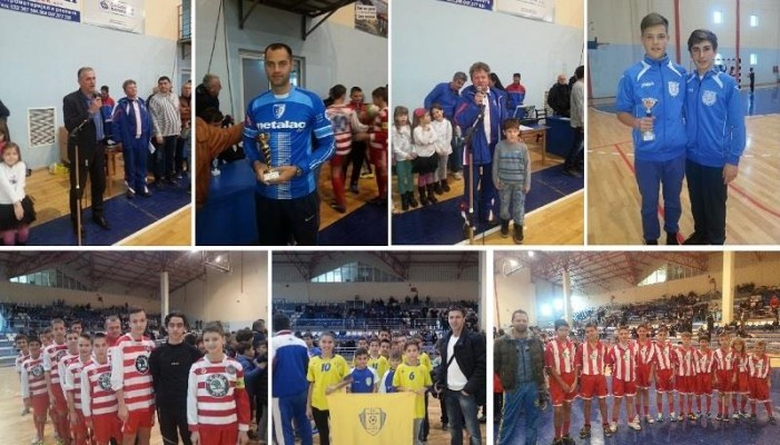 """U okviru projekta """"Deci s ljubavlju"""" otvorena jedanaesta Zimska fudbalska liga"""