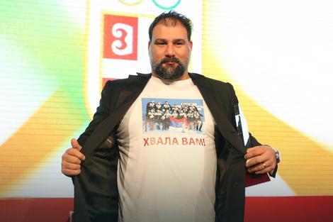"""""""Delfini"""" na okupu – počele pripreme za EP u Beogradu"""