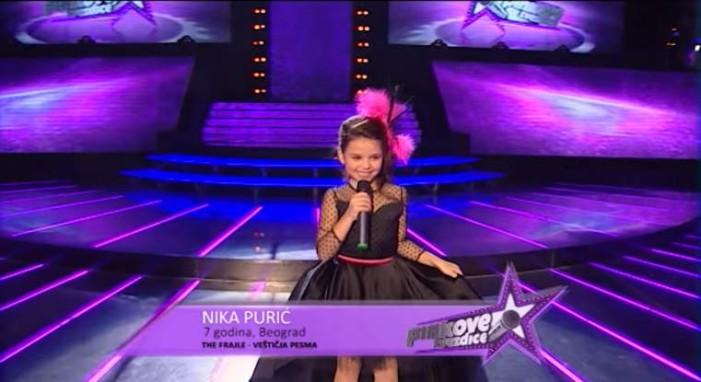 """Pinkove zvezdice, 15. epizoda: HIT večeri Nika Purić sa pesmom """"Veštičja pesma"""" (VIDEO)"""
