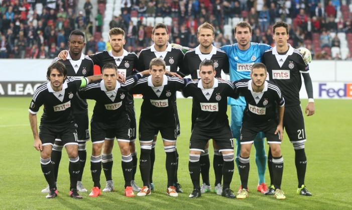 Partizan dočekuju Augsburg i nada se evropskom proleću