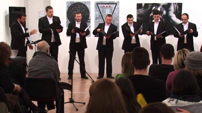 """Vokalna grupa """"Constantine"""" poklanja koncert svim Nišlijama"""