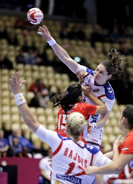 Najbolje rukometašice Srbije dočekuju Holandiju posle ubedljive pobede nad selekcijom Tunisa