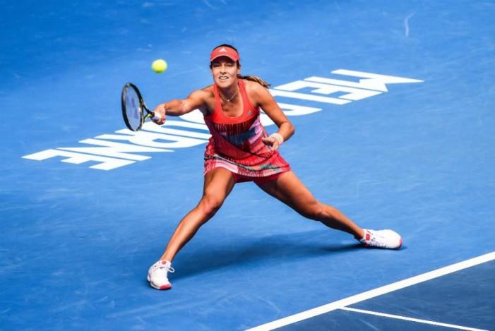 Ana Ivanović sigurnom igrom do drugog kola Australijan opena