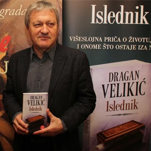 Dragan Velikić po drugi put dobitnik NIN-ove nagrade
