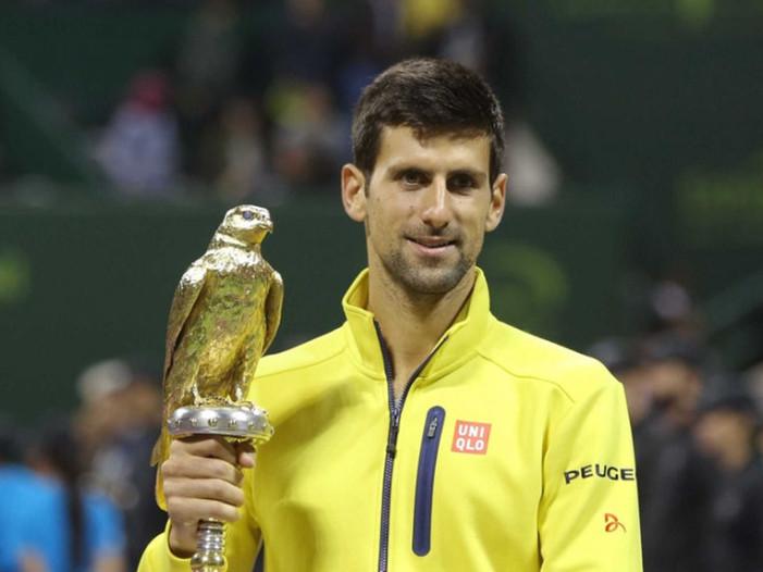 Novak Đoković osvojio prvi ATP turnir u 2016. godini. Rafael Nadal savladan sa 6:1 i 6:2 za sat i 16 minuta (VIDEO)