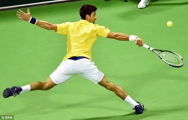 Novak Đoković udebljiv i protiv Fernanda Verdaska na turniru u Dohi