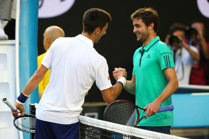 Novak, uz mnogo poteškoća, savladao Žil Simona i prošao u četvrtfinale Australijan opena
