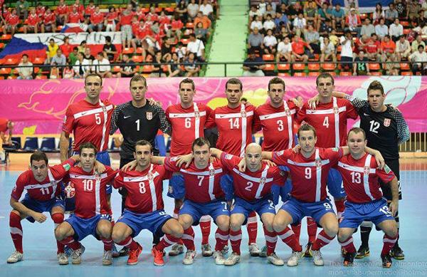 Još nekoliko dana do početka Evropskog prvenstva u futsalu u Beogradu