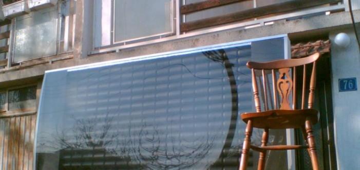 Solarni panel od limenki sokova i piva – Dogrevanje prostorija u zimskim danima
