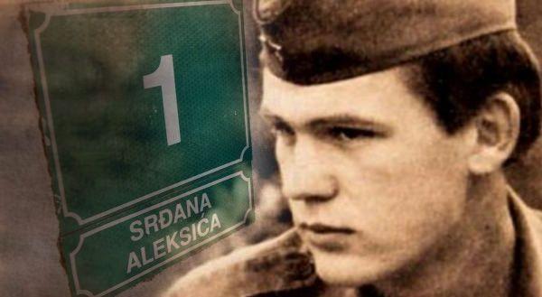 Heroju Srđanu Aleksiću konačno ulica u Beogradu