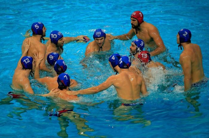 Srbija ubedljiva protiv Hrvatske na startu Evropskog prvenstva u vaterpolu