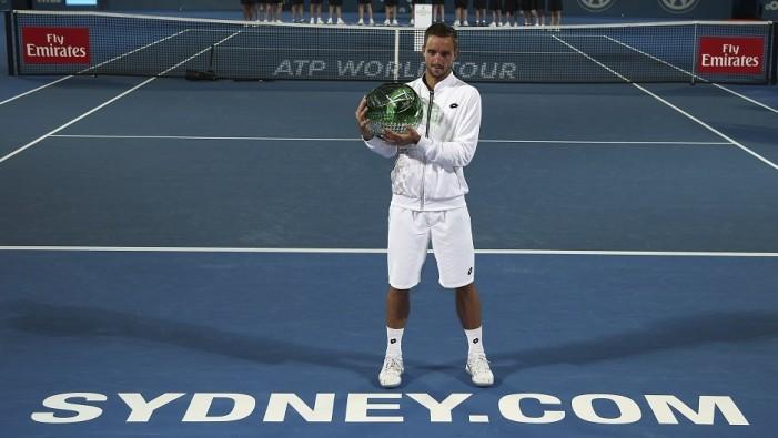 Viktor troicki osvojio-odbranio titulu u Sidneju