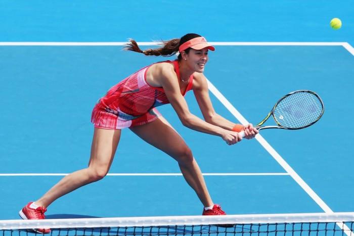 Ana Ivanović pobedom nad Ukrajinkom Katarinom Kozlovom stigla u polufinale Sankt Peterburga