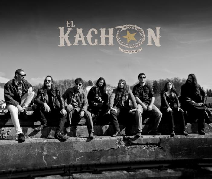 "Poslednji poziv: Sutra od 21:30h u zemunskom FEST-u gostuje bend ""EL Kachon"""
