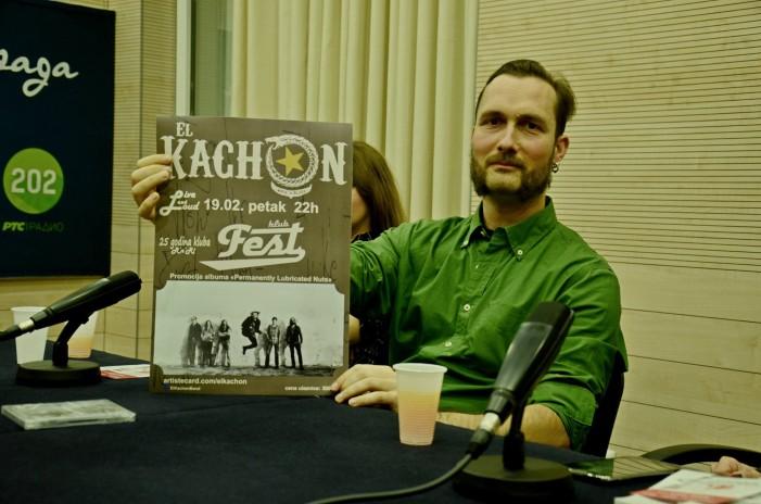 """EL Kachon"" u zemunskom FEST-u 19. Februara"