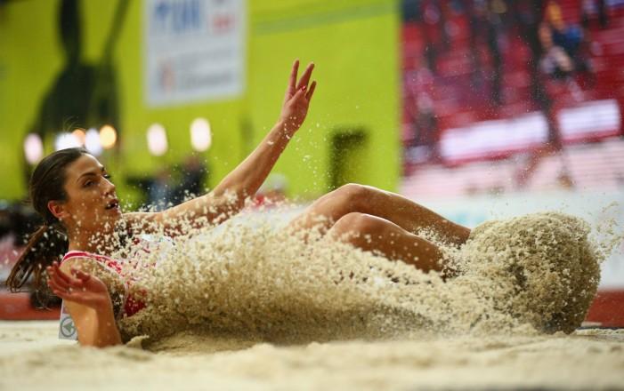 Ivana Španović pobedom otpočela novu sezonu
