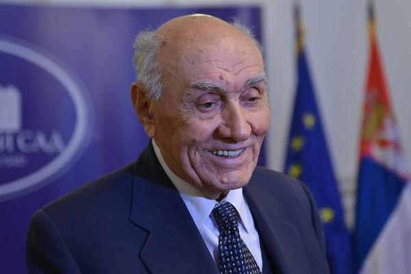 Jovan Dejanović dobio najviše priznanje Novog Sada
