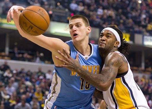 """Novi """"dabl-dabl"""" Nikole Jokića u NBA ligi"""