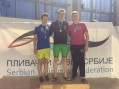 Nikola Ratkov postao dvostruki prvak Srbije u plivanju na 800 i 1500 metara