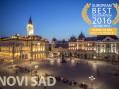 Novi Sad na 7. mestu u izboru za Najbolju destinaciju 2016.