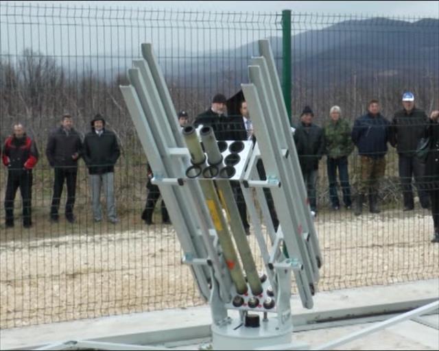 Postavljena prva automatizovana protivgradna stanica u Srbiji