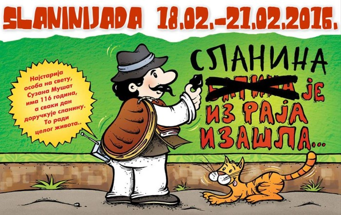 Slaninijada u Kačarevu od 18. do 21. februara