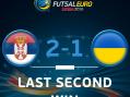 Simke presudio Ukrajini! Srbija u polufinalu Futsal Evropskog prvenstva 2016. godine (VIDEO)