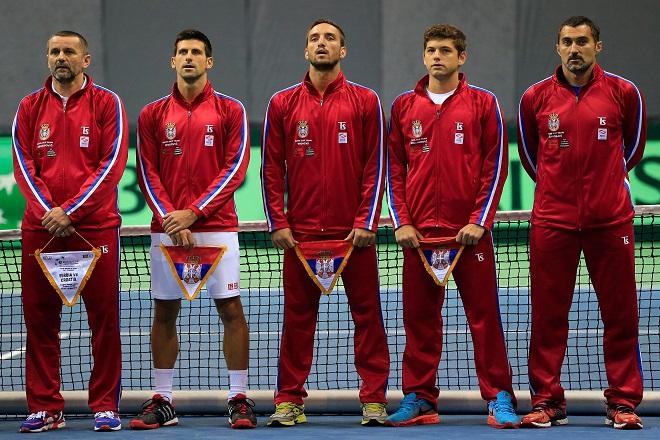 Novak, Viktor, Nenad i Filip daruju besplatan trening za one koji ostanu bez karte sa Kazahstanom