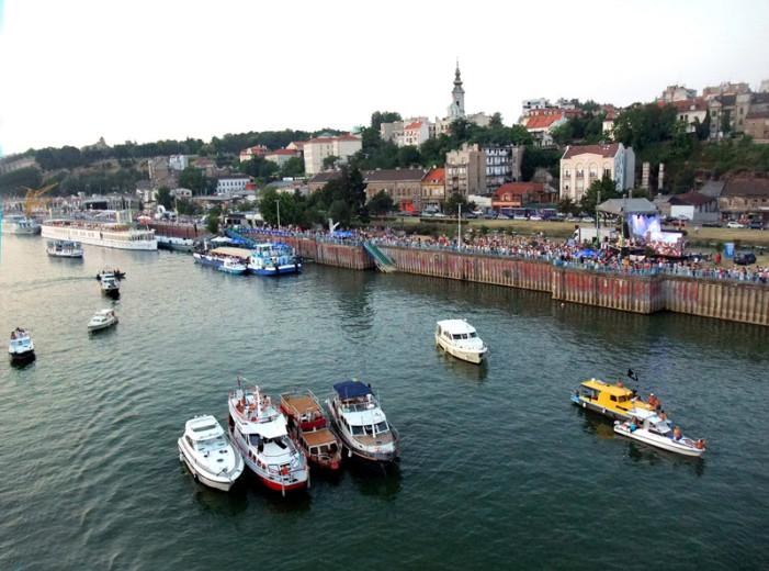 Dunav i Beograd primili prve nautičke posetioce u novoj sezoni