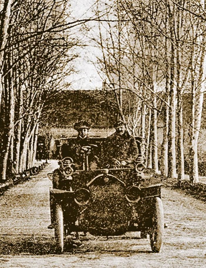 Prvi somborski automobili