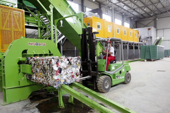 Kraljevina Švedska pomaže reciklažu u Bajinoj Bašti