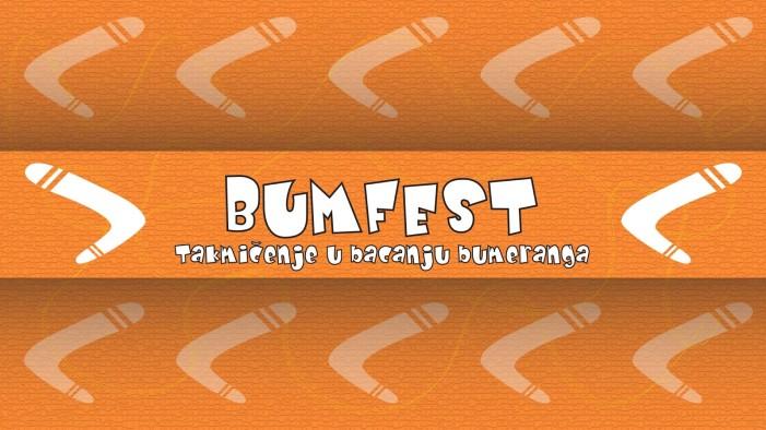 """U toku je prijava! Peto takmičenje u bacanju bumeranga """"Boom Fest 5"""""""