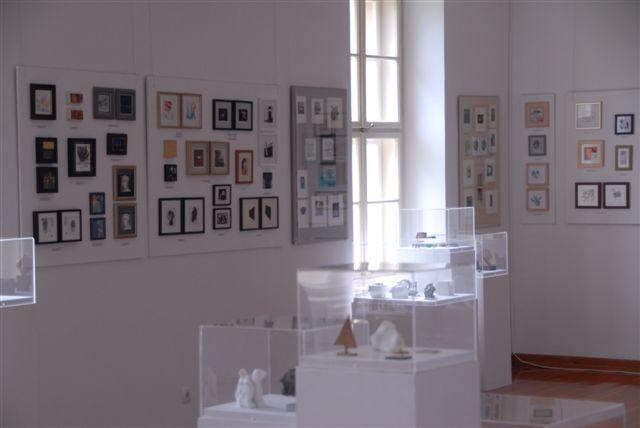 13. Gornjomilanovačko međunarodno bijenale umetnosti minijature