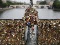 Zaključana ljubav na tvrđavskom mostu