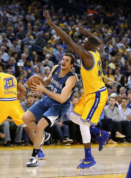 Nemanja Bjelica oduševio defanzivnom igrom u pobedi Minestote nad aktuelnim šampionom NBA lige