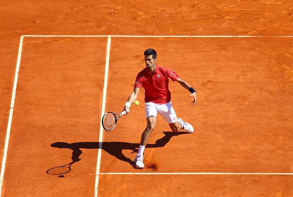 Novak Đokovic izgubio na startu mastersa u Monte Karlu
