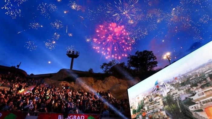 Rokenrol se vratio Beogradu: Otvoren rekonstruisani kultni stadion Tašmajdan