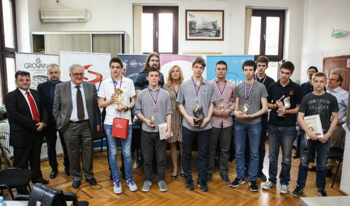 Izabran tim matematičara Srbije za nadmetanja u Hong Kongu