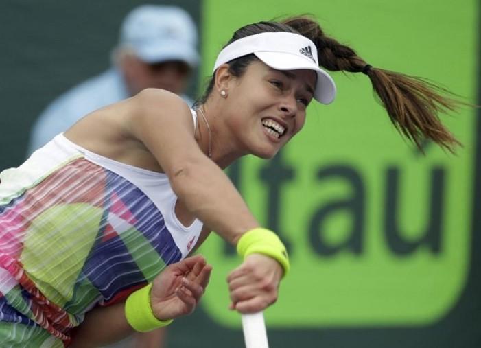 Ana Ivanović pobedom startovala na turniru u Rimu