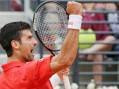 """Novak Đoković """"izbacio"""" večitog rivala Rafaela Nadala i otišao u polufinale masters turnira u Rimu"""