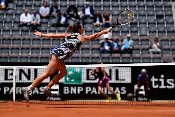 Jelena Janković završila učešće na turniru u Rimu